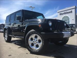 2014 Jeep WRANGLER UNLIMITED Sahara 3.6L V6 6 Speed Manual