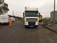Daf XF 460 Super Space Tractor Unit