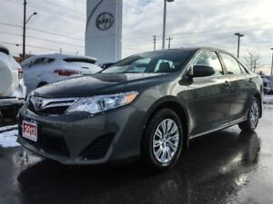 2012 Toyota Camry ONE OWNER!