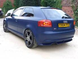 For sale AUDI A3 54 PLATE S3 REPLICA PX AVAILABLE
