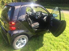 Smart Fortwo 1.0 MHD Coupe, Black
