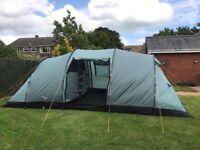 Vango Vista 800 8 man tent