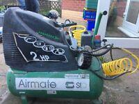 Airmate Hurricane 24525 Compressor