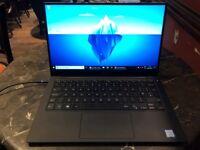 Dell XPS 9360, Intel Core i7 8550U (8th Gen).