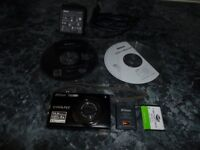 nikon coolpix s 3000 camera, £20. ono, with 2 batteries, manual,software suite, charger + lead