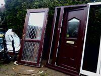 3 upvc doors to clear