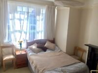 Large Sunny Double room Wimbledon Park female desired £635pm [ Friendlyclean house]