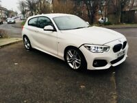 2015 BMW 118D M Sport ( NEW SHAPE) Salvage Damaged Repairable 1 series 3 series
