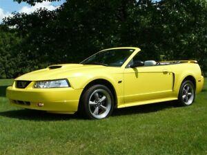 2002 Ford Mustang GT V8 MANUEL ÉTAT INCROYABLE! mx5 miata z3 z4