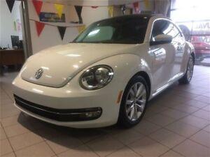 2014 Volkswagen Beetle 1,8 TSI TURBO CUIR TOIT PANO - BLUETOOTH