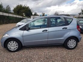 2006 Mercedes A180 CDI facelift diesel manual 5 dr average mileage service history EXCELLENT RUNNER