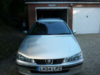 PEUGEOT 406 2.0 HDI 110 SE ESTATE ONLY 46000 MILES 2 OWNERS