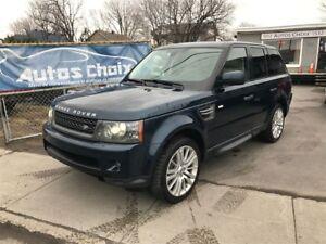 2010 Land Rover Range Rover Sport HSE 4X4**170$/SEM**FINANCEMENT