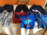 Boys clothes bundle 2/3