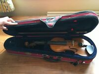 Stentor Student II Violin Outfit (1/2 size) £75 obo