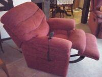 recining chair