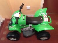 Children Electric Quad
