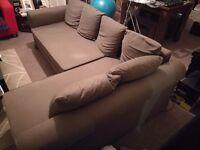 Three Seater Corner Sofa Bed