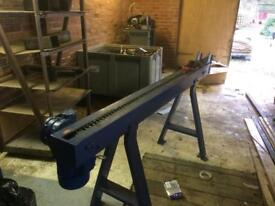 Jewellers Draw bench.