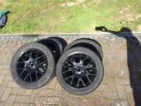 Rover MG or Mini wheels