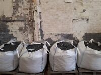 20mm decorative slate chippings. For the garden or driveway.
