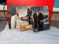 life on mars box sets
