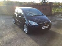 Mitsubishi Colt (Black Hawk Edition)
