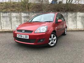 FORD FIESTA 1.4 PETROL MANUAL, 1 OWNER , FULL SERVICE HISTORY