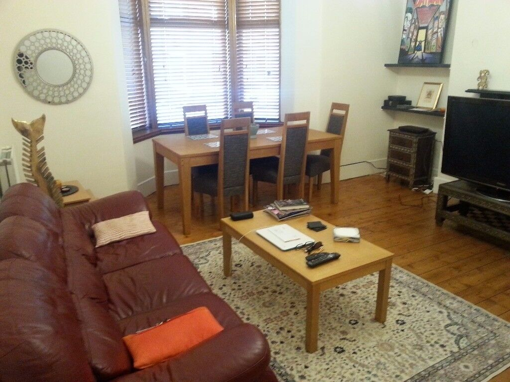 Room available in a 2 bed room flat/granite house.