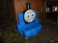 Thomas toy box.