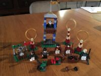 Harry Potter and Star Wars Lego sets