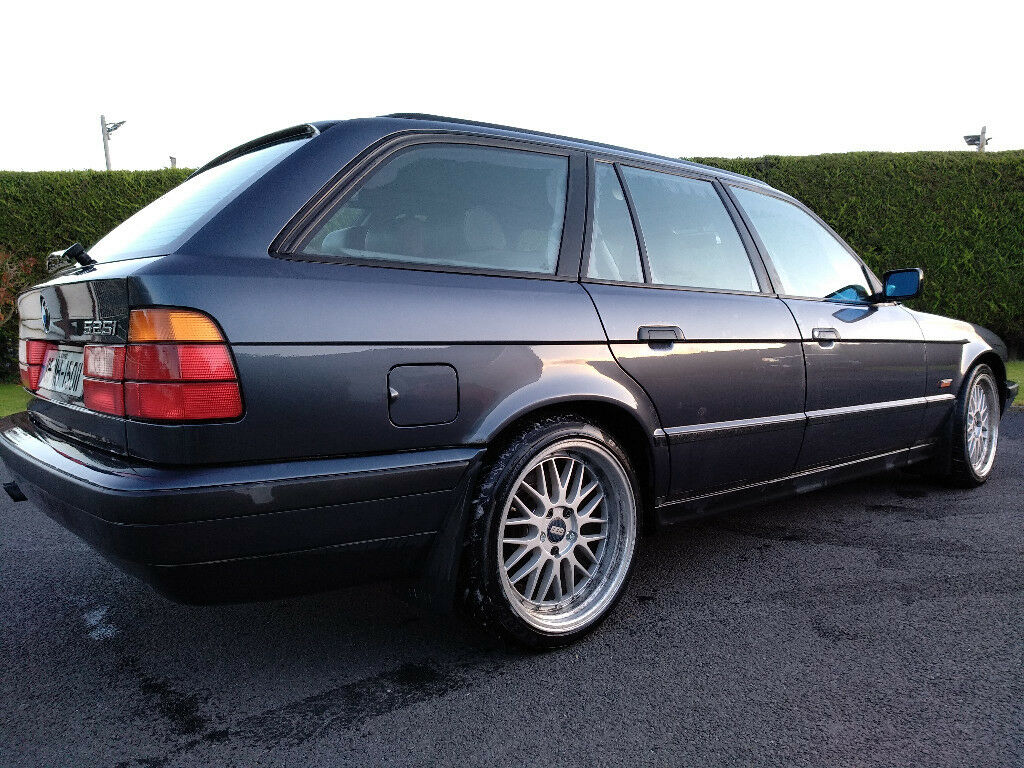 bmw e34 fitted with m3 3 2 engine s50b32 3 0 m3 m5 touring. Black Bedroom Furniture Sets. Home Design Ideas