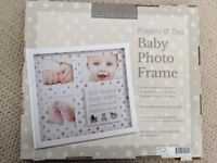 Baby Firsts Frame