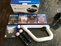 Sony VR headset bundle £270
