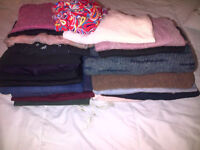 Selection of Ladies clothing. Laura Ashley, Per Una, Izabel, M & S and others. Size 16.