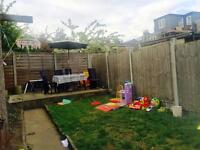 3/4 BED HOUSE WITH GARDEN AVAILABLE NOW IN LEYTON