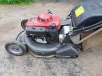 """Honda petrol mower roller drive 21"""" cut with rotostop"""
