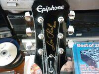 Les Paul Epiphone brand new