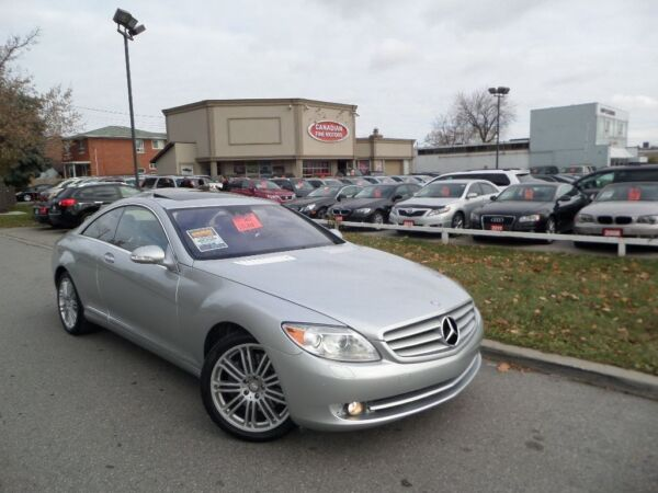 Used 2009 Mercedes-Benz CL-Class