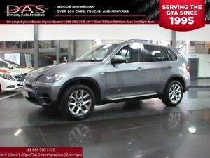 2011 BMW X5 xDrive35d NAVIGATION/TV-DVD PKG/SUNROOF