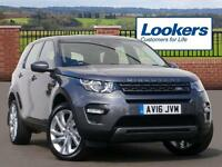 Land Rover Discovery Sport TD4 SE TECH (grey) 2016-03-30
