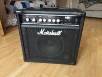 Marshall MB15 Bass Combo/Practice Amp