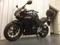 Honda CBR500R 2014 9000 Miles CB500F CB500X CBR500