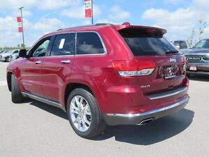 2014 Jeep Grand Cherokee Summit! 4x4! IV Hitch! London Ontario image 7