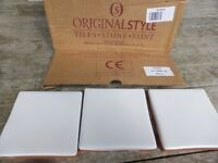 ORIGINAL STYLE CERAMIC TILES - ANTIQUE WHITE