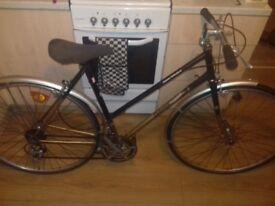 dawes windsor ladies vintage 80s mountain bike