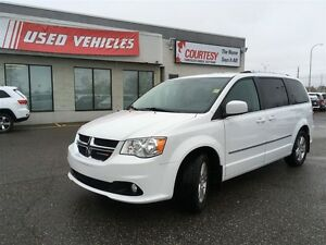 2015 Dodge Grand Caravan Crew | DEMO VEHICLE BLOWOUT | EXTREMELY