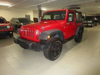 2009 Jeep Wrangler SPORT X 4x4 *MAGS*