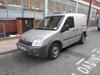 2006 FORD TRANSIT CONNECT 18TDCI T200L PANEL VAN YEAR MOT A/C ELECTRIC PACK VGC