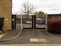 Secure Parking Space 5 min away from Canary Wharf / Westferry DLR